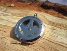 Masonic Aromatherapy locket Square & Compass Jewellery Women Freemasonry