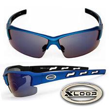 Lunettes de soleil Sport bleu pour homme