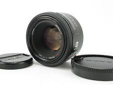 [Exc++]Minolta 50MM 1:1.7 AF Lens For Minolta Auto focus Sony Alpha DSLR A Mount