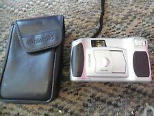 Polaroid PhotoMAX PDC-640CF 0.3MP Digital Camera - Silver with case
