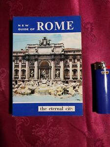 "Guide/Souvenir of Rome - Italy. ""Of a Short Visit to Rome"". Undated."