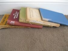More details for vintage scouting books job lot - senior scout, fellcraft, campfire, camping etc