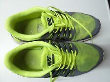 Nike Free Run 5.0 plus Gr. 46 / US 12 / 30 cm Nike # 579959-700 gray black volt