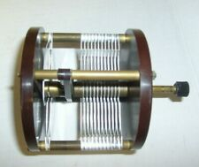 Antique Radio Dial Tuner Part - Variable Capacitor  - Atwater Kent ?