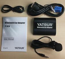 YATOUR KIT AUX Bluetooth Vivavoce Radio LANCIA DELTA Blaupunkt 843 848 SB03 SB05