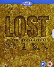 LOST STAGIONE 1 - 6 COMPLETA (BLU-RAY) ITALIANO BOX SET COFANETTO DVD *NUOVO*