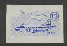 Guernsey SARK 1967 Def 1/3 Vignette PROOF no gum