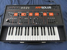 RARE ARP SOLUS Vintage Analog Synthesizer FULLY WORKING