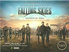 Falling Skies Promo Photo-SDCC 2012-Steven Spielberg-Noah Wyle!
