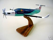 PC-12 Pilatus Switzerland PC12 Airplane Wood Model Big