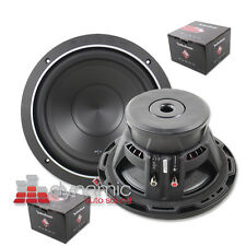 "2 Rockford Fosgate P1S4-10 Car Audio 10"" Subwoofers SVC 4-Ohm Subs 1,000W Punch"
