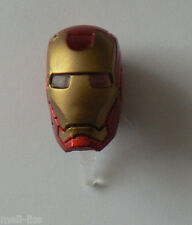Ear Cap-Avengers Iron Man-Anti Dust Plug earphone for iPhone 4/4S/Samsung i9300