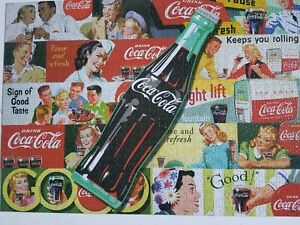 "Coca-Cola ""Always Coca-Cola"" 1,000 Piece Jigsaw Puzzle"