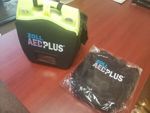 SOFT CARRY CASE for ZOLL AED+Plus. Brand New! Free Shipping!
