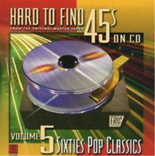 Various Artists-Hard to Find 45s On Cd - Vol 5: 60s Pop Clas (US IMPORT)  CD NEW