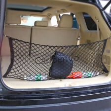 Car Rear Trunk Cargo Goods Double Mesh String Hook Storage Arrange Pocket Nets