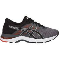 Asics T811N-9790 GEL-Flux 5 Carbon Black Cherry Tomato Men's Running Shoes