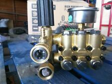 More details for pressure washer pump.3600psi for 10hp or 13hp engines. petrol and diesel
