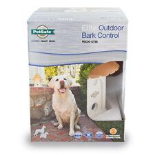 PetSafe Elite Outdoor Bark Control Birdhouse Ultrasonic + Timer Stop Dog Barking