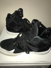 Adidas Ortholite Men's 7 Black High Tops