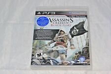 Assassin's Creed IV: Black Flag (Sony PlayStation 3, 2013) Brand New