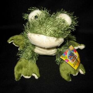 GANZ - 2009 Webkinz Day Extravaganza GREEN FROG HM001 Unused But Expired Code