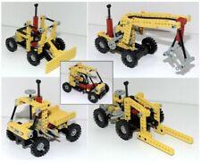 Lego Technic 8040 Pneumatic Builders Set - 100% Complete