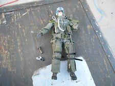 "1/6 1:6 ~12.5"" BBI ELITE FORCE US NAVY AVIATOR F-14 F-18 TOP GUN FIGHTER PILOT"