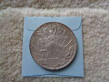 1910 Mexico Caballito Peso large silver coin