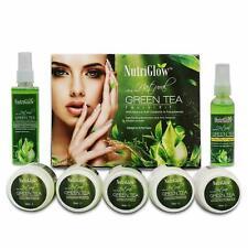 NUTRIGLOW Green Tea Facial Kit 260gm