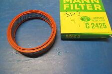 Filtre à air Mann Filter pour: Fiat: 127, 128, X1/9, Fiorino, Fura, Ritmo, Ronda