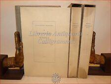 Alessandro MANZONI, LA PROMISE EPOUX Ed. Talon 3 voll 1951 Exemplaire Numérotée