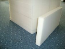 1 Stück Schaumstoffpolster RG25 weiß  (B17,5 - L35 - H3,0) cm