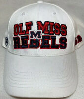 Top Of The World Ole Miss Mississippi Rebels Snapback Adj Hat Teamwork Cap