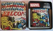 Avengers Captain America Falcon Marvel Comics Trifold Wallet Marvel Comics 0020