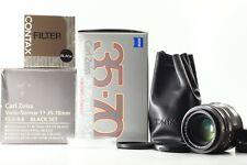 【 MINT+++ BLACK 】 Contax Carl Zeiss Vario-Sonnar T* 35-70mm f/3.5-5.6 Lens JAPAN
