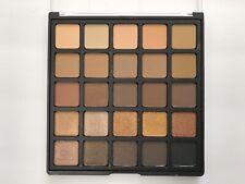 New Morphe 30 Eyeshadow Palette Beige & Browns