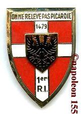INFANTERIE. 1 er Rgt d'Infanterie RI. Fab. Drago Paris