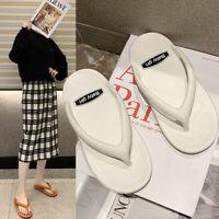 Summer New post Shoes eva surf Ladies girls toe Flip Flops beach Womens Sandals