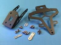 Abm Support de Plaque D'Immatriculation Stremo Kawasaki Z 1000 (ZRT00D) 10-ff