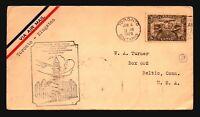 Canada 1929 FFC - Toronto to Kingston - Z16709