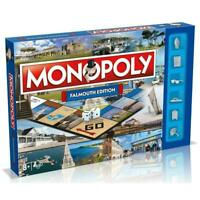 Monopoly Falmouth Regional Edition Property Trading Board Game