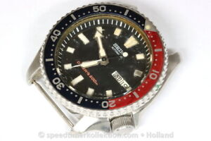 Seiko 7S26-0020 (SKX399K) divers for Hobbyist Watchmaker - 152296