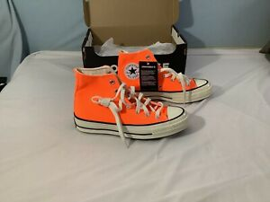 Converse Chuck 70 Hi Orange Men's 6 NEW