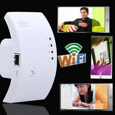300Mbps Wifi Repeater Wireless N 802.11 EU Plug AP Range Router Extender Booster