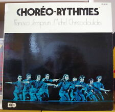 FRANCISCO SEMPRUN/CHRISTODOULIDES  CHOREO-RYTHMES  FRENCH LP UNIDISC