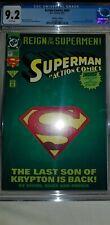 Action Comics #687 CGC 9.2 (2029631002) 6/93 Original Owner
