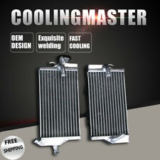 New Aluminum Radiator For Honda CR250 CR250R 2000 2001 A pair