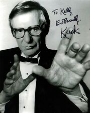 The Amazing Kreskin signed 8x10 photo / autograph inscribed to Kelly