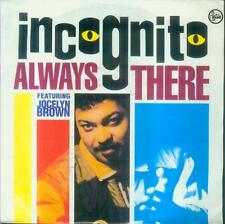 """7"""" Incognito/Always There (NL)"""
